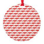 Krill Pattern Ornament
