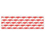 Krill Pattern Bumper Sticker