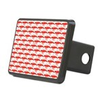 Krill Pattern Hitch Cover