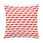 Krill Pattern Everyday Pillow