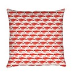 Krill Pattern Everyday Pillow