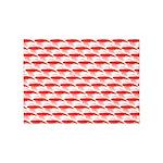 Krill Pattern 5'x7'Area Rug