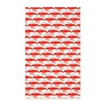 Krill Pattern Area Rug