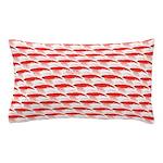 Krill Pattern Pillow Case