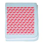 Krill Pattern baby blanket