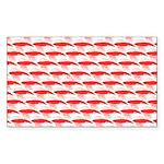 Krill Pattern Sticker