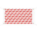 Krill Pattern Banner