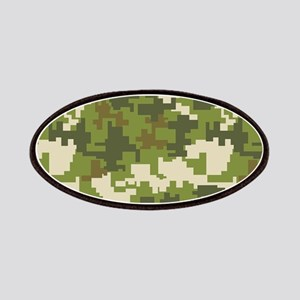 Digital Camouflage Patch
