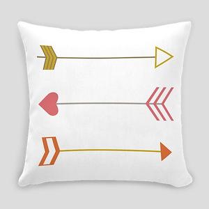 Cupids Arrows Everyday Pillow