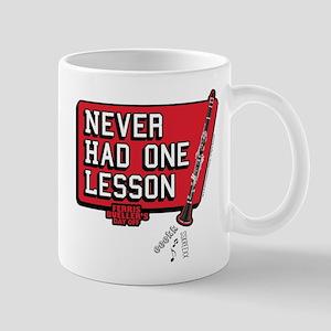 One lesson Mug
