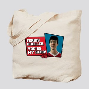 Hero Tote Bag