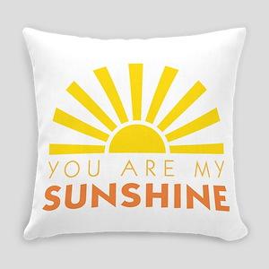 My Sunshine Everyday Pillow