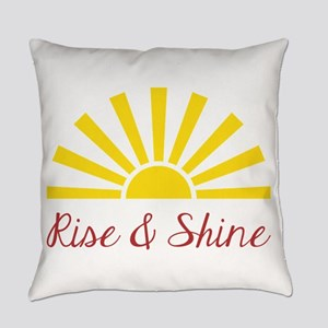 Rise & Shine Everyday Pillow