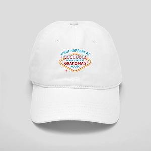 Las Vegas Stays At Grandma's Cap