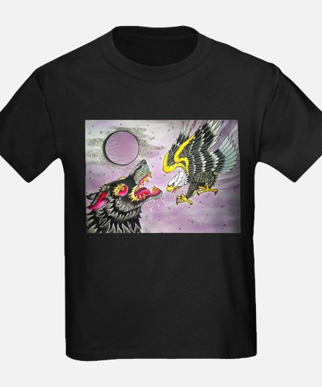 Wolf and Eagle T-Shirt