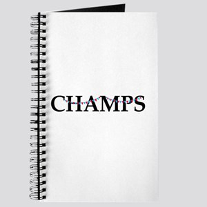 CHAMPS PENNANT Journal