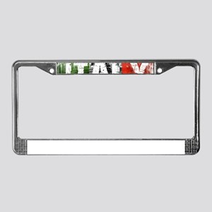 ROME ITALY License Plate Frame