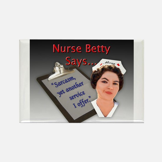 Funny Student humor items Rectangle Magnet