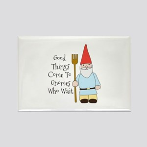 Gnome Saying Magnets