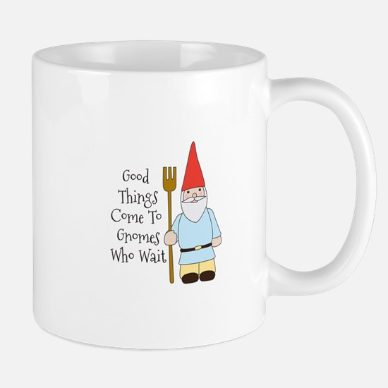 Gnome Saying Mugs