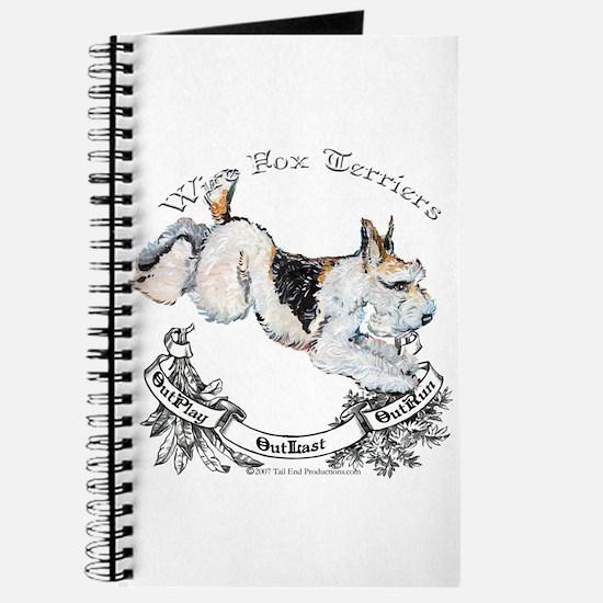 Fox Terriers Outlast! Journal