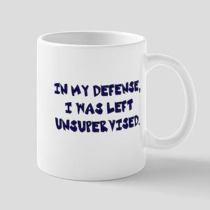 Unsupervised Mug