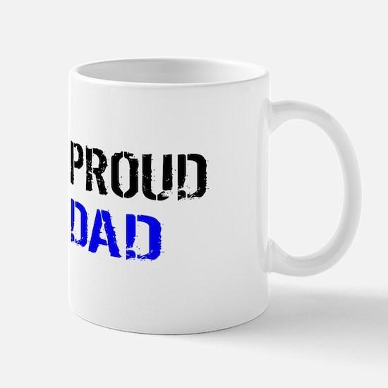 Police: Proud Dad Mug