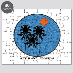 SUNSET WATCHING Puzzle
