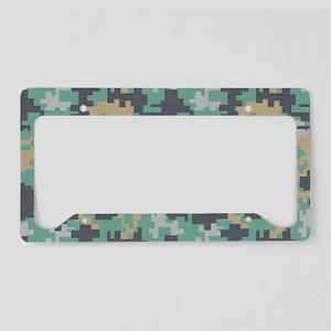 Pick A Pixel License Plate Holder