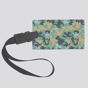 Pick A Pixel Large Luggage Tag