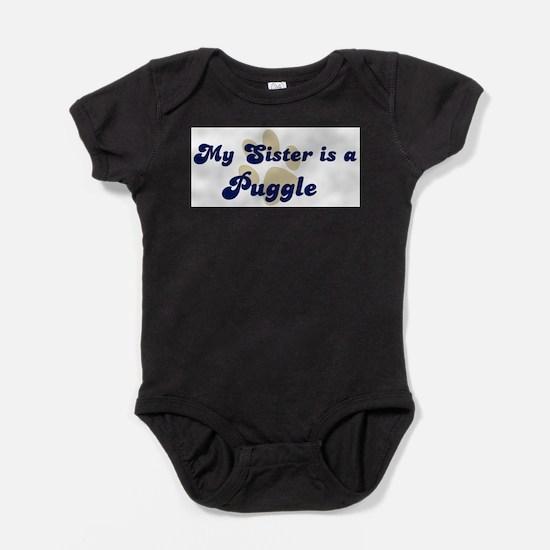 Unique Breed dogs pet Baby Bodysuit
