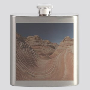 PETRIFIED SAND DUNES Flask