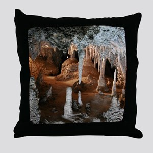 JENOLAN IMPERIAL CAVE Throw Pillow