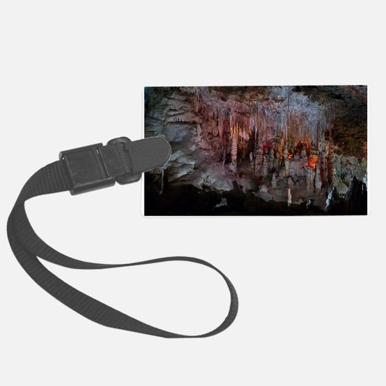 CAVES OF DRACH Luggage Tag