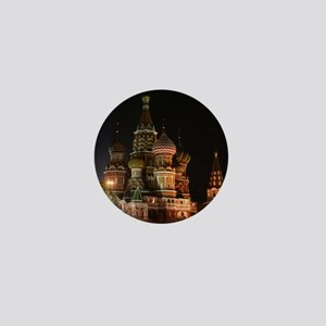 ST BASIL'S CATHEDRAL Mini Button