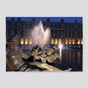 PALACE OF VERSAILLES 2 5'x7'Area Rug