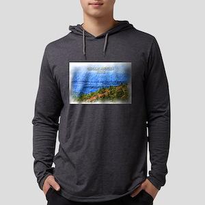 Cadillac Mountain, Maine Long Sleeve T-Shirt