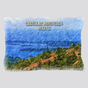 Cadillac Mountain, Maine Pillow Case