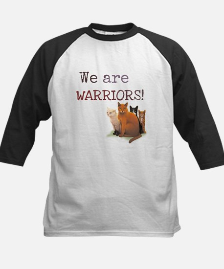 Warrior Cats: We Are Warriors! Baseball Jersey