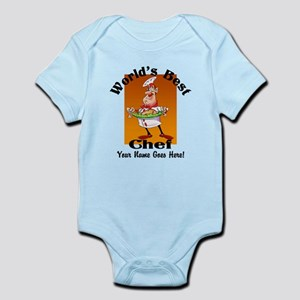 Worlds Best Chef Body Suit