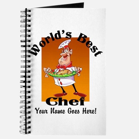 Worlds Best Chef Journal