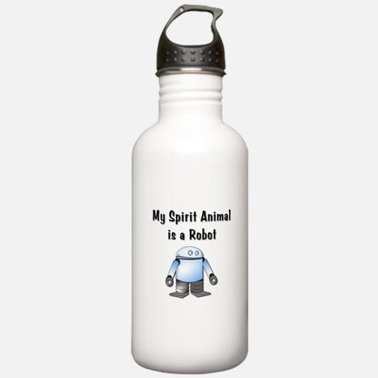 Spirit Robot Water Bottle