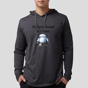 Spirit Robot Long Sleeve T-Shirt