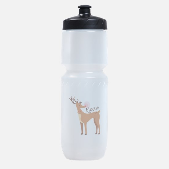 Rudolph Sports Bottle