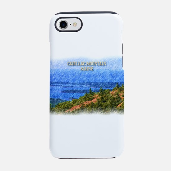 Cadillac Mountain, Maine iPhone 8/7 Tough Case