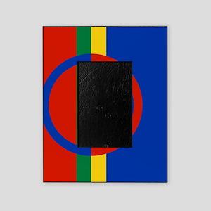 Scandinavia Sami Flag Picture Frame