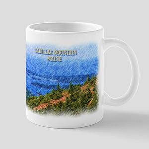 Cadillac Mountain, Maine Mugs