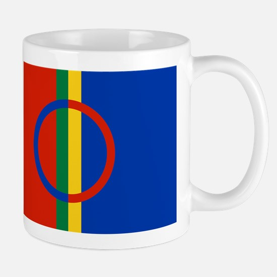Scandinavia Sami Flag Mugs
