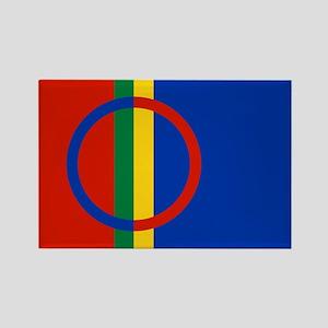 Scandinavia Sami Flag Magnets