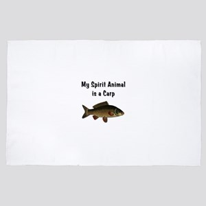Spirit Carp 4' x 6' Rug